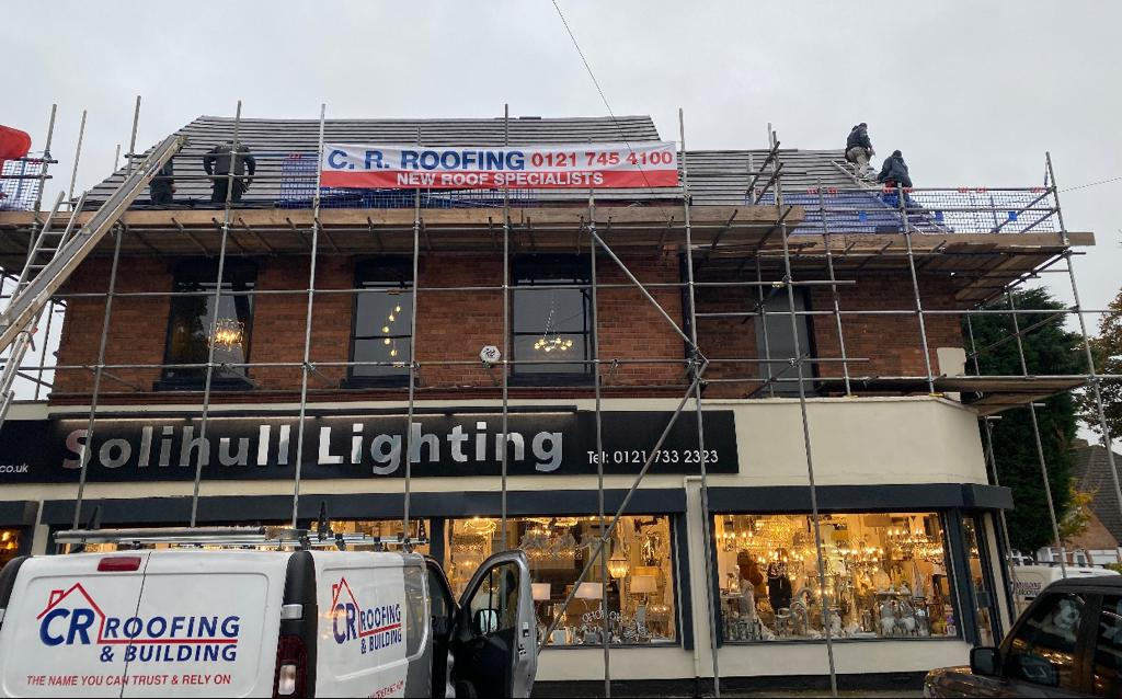 Commercial Roofing C R Roofing