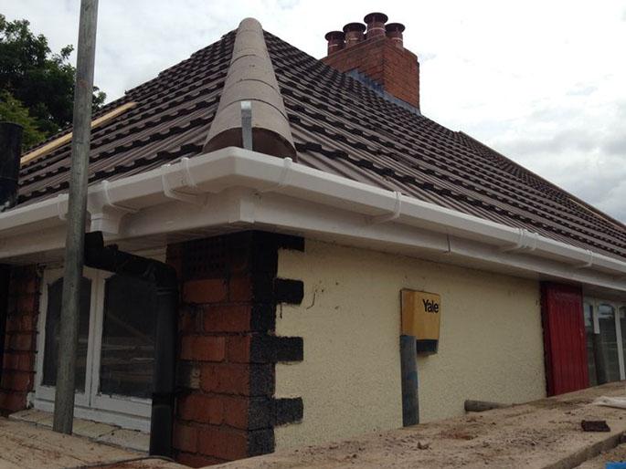 Fascias & Soffits C R Roofing