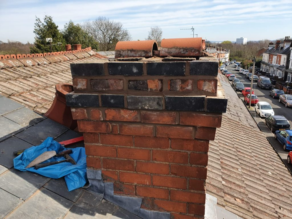 Chimney Repairs C R Roofing