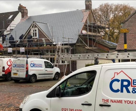 Contact Us C R Roofing